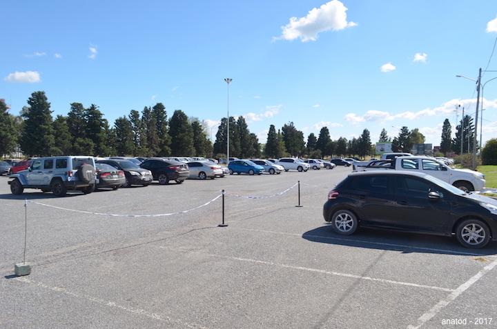 Estacionamiento Aeropuerto Bahía Blanca